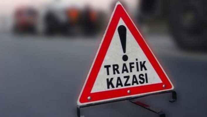 Gökbel'de feci trafik kazası