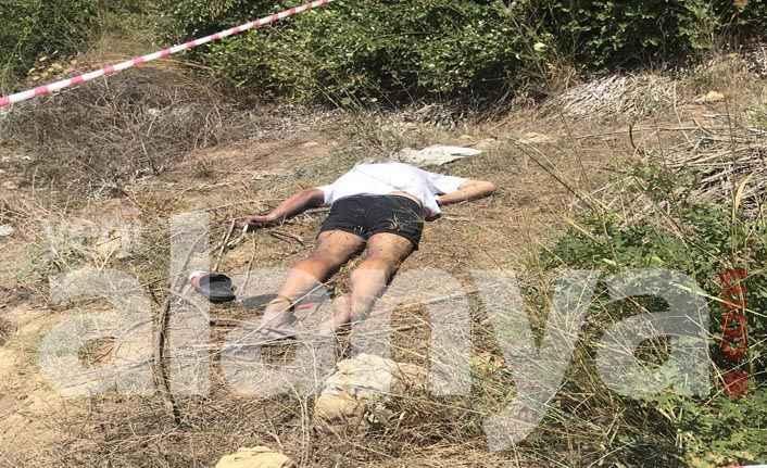 Alanya'da kimliği belirsiz ceset bulundu
