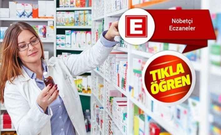 Alanya Konaklı Mahmutlar Nöbetçi Eczaneler Listesi - 25 Temmuz 2018