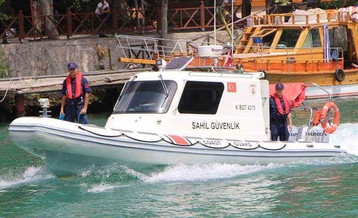 Sahil Güvenlik tarafından denetlenecek