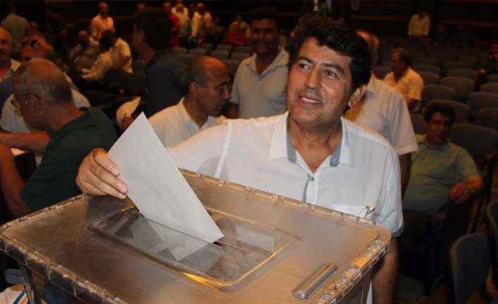 Alanya TÜRSAB'ta yeni başkan Korkmaz