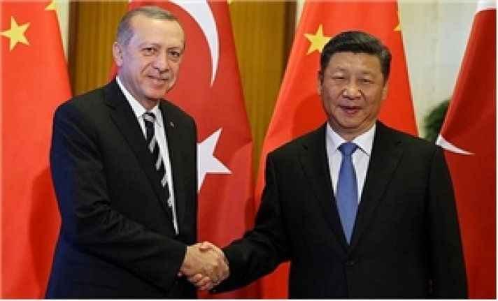Erdoğan-Şi görüşmesi başladı