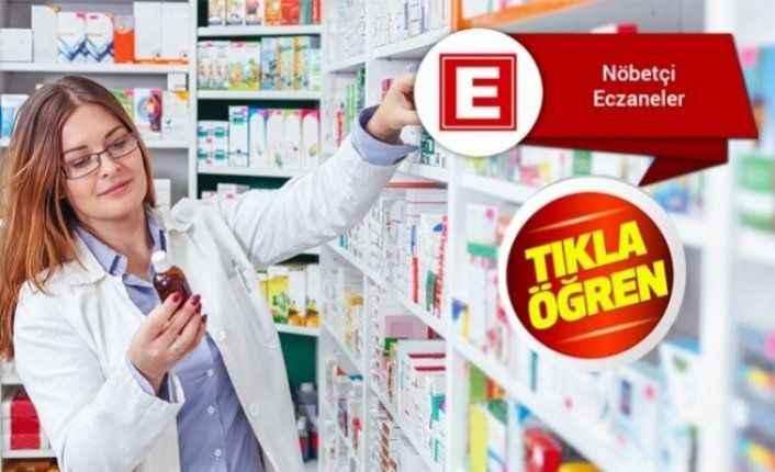 Alanya Konaklı Mahmutlar Nöbetçi Eczaneler Listesi - 18 Ağustos 2018