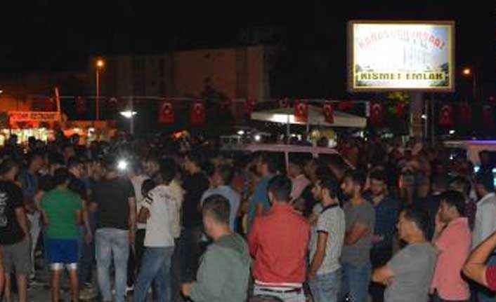 Suriyeliler'den bıçaklı saldırı: Saldırı sonrası ortalık karıştı