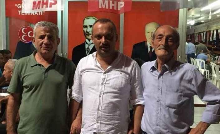 Ülkücü İlhan Karataş Alanya'da vefat etti