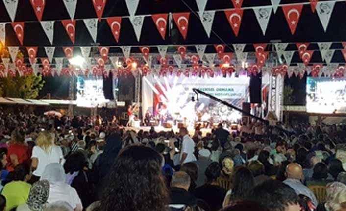 Ormana Üzüm Festivali tamamlandı
