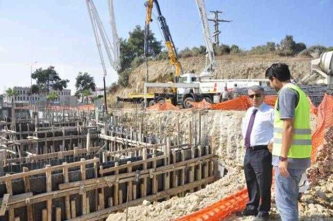 Manavgat'a 4 yeni okul inşaatı