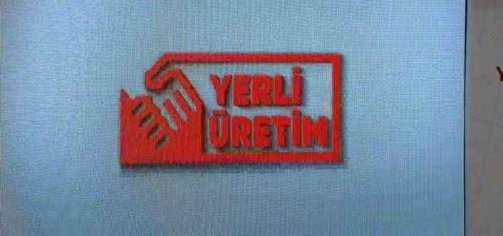 Yerli üretim logosu belli oldu