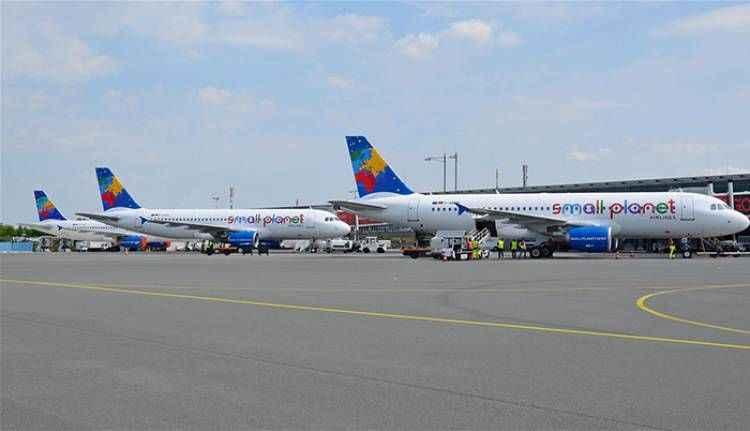 Almanya'da bir hava yolu şirketi iflası daha