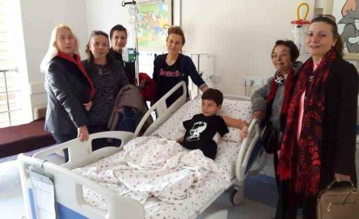 CHP'li kadınlar hastanedeydi