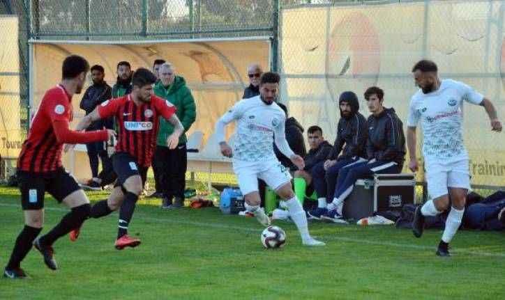 Serik Belediyespor-Fatih Karagümrük: 1-1
