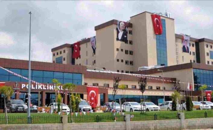 ALKÜ Hastanesi'nde 'Dahiliye' rekoru