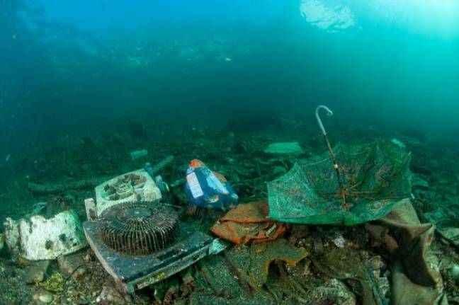 Akdeniz'e Türkiye'den günde 144 ton atık plastik