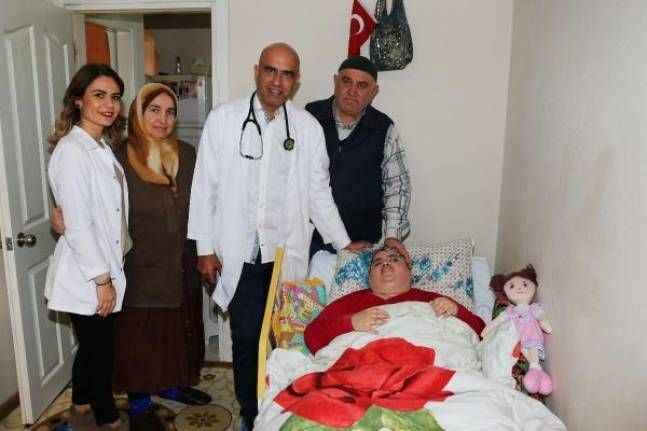 Büyükşehir'den 7 bin kişiye sağlık hizmeti