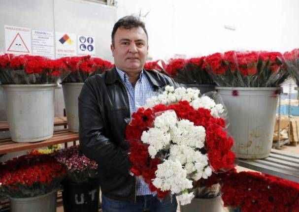 Süs bitkileri ihracatı 100 milyon dolara ulaştı