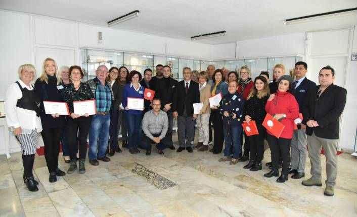 Alanya'da Yabancılar Meclisine teşekkür