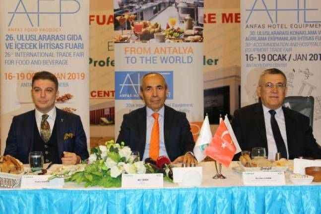 Antalya'da iki dev fuar aynı tarihte