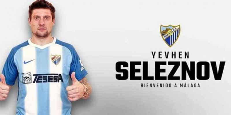 Seleznyov, Malaga'ya transfer oldu