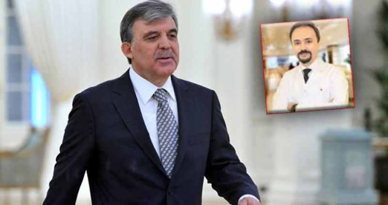 Abdullah Gül'ün doktoru için istenen ceza belli oldu