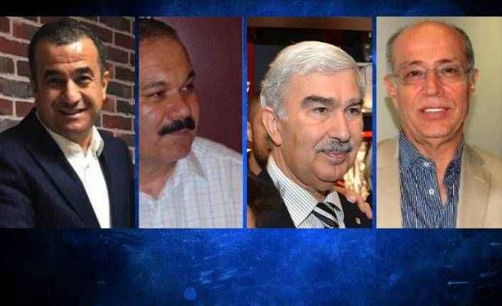 Alanya'da eski başkanlardan duygu dolu mesajlar