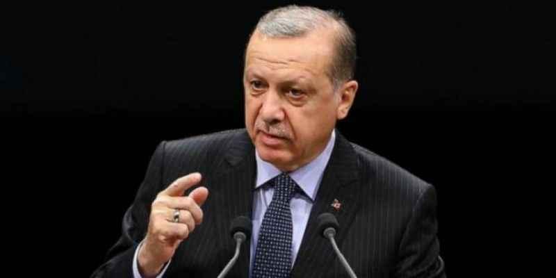 Erdoğan: Yüzde 1'lik seçmen kaybımız var