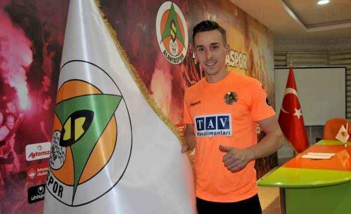 Alanyaspor'dan ikinci transfer