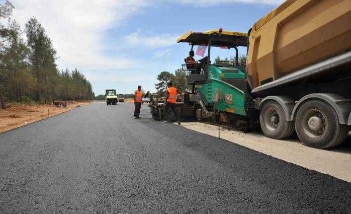 Kepez'den 2018 yılında 53 km yeni yol