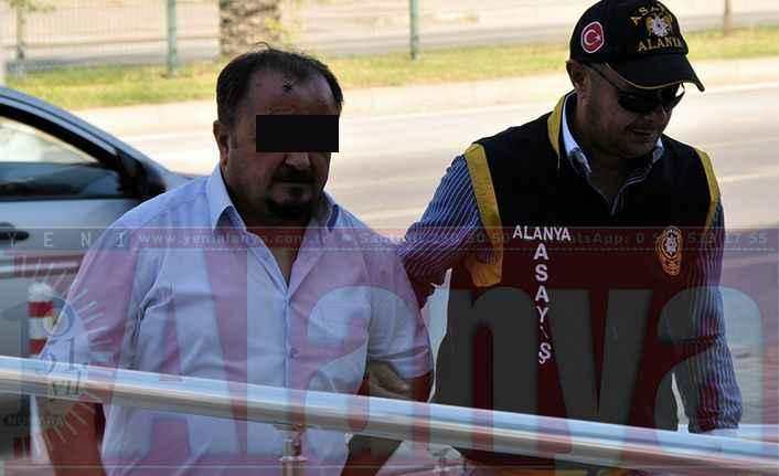 Alanya'da avukata silahla saldıran çantacıya 15 yıl hapis