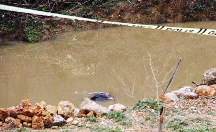 Antalya'da kayıp olan şahıs derede ölü bulundu