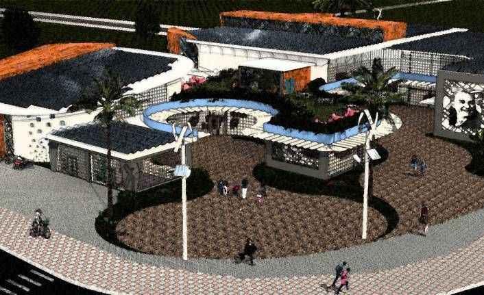 Mahmutlar'a Kültür Merkezi ve Düğün Salonu