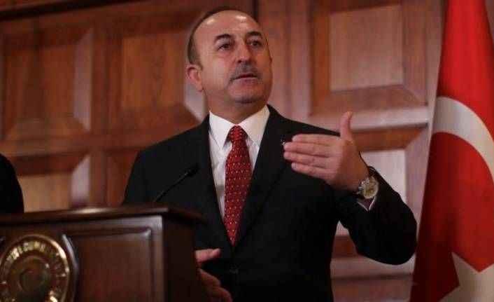 Çavuşoğlu'ndan Trump'a sert tepki