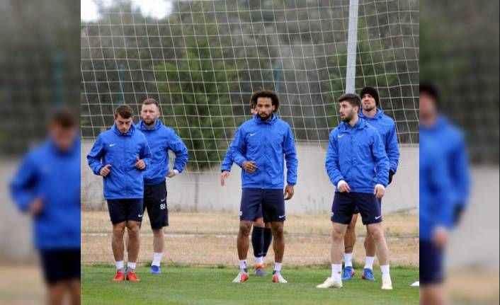 Antalyaspor kupa mesaisini tamamladı