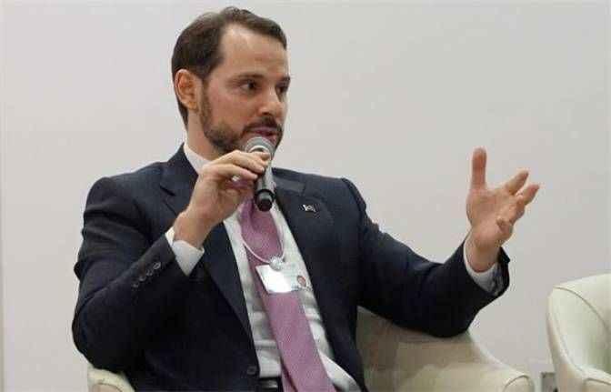 Bakan Albayrak: Merkez Bankası işini çok iyi yapıyor