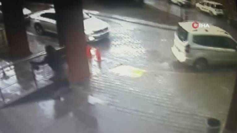 Antalya'da hortum hastaneyi vurdu