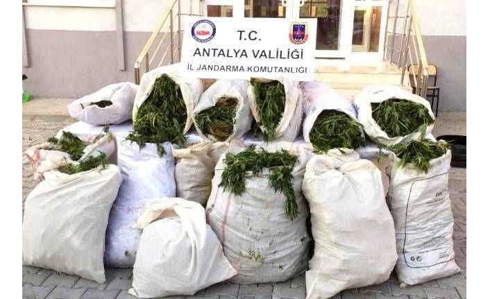Alanya'da uyuşturucuya 33 yıl 4 ay hapis