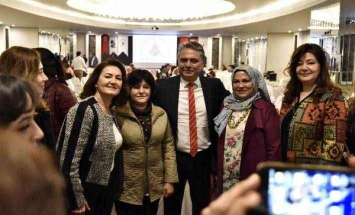 3 bin 500 kadın, Türkiye haritası canlandıracak