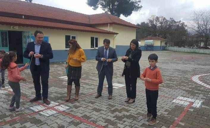 Kaş'ta 'Okul 2023' başladı