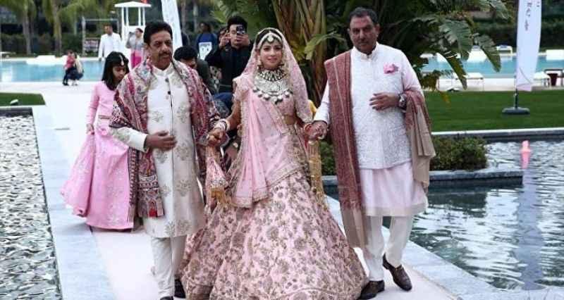 En yüksek bütçeli düğün Antalya'da: Rekor kırdı!