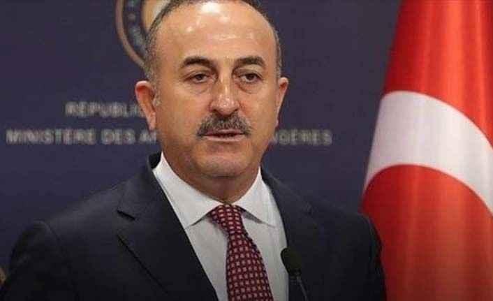 Bakan Çavuşoğlu'ndan önemli PKK açıklaması