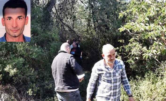 Antalya'da kayıp adamın korkunç sonu!
