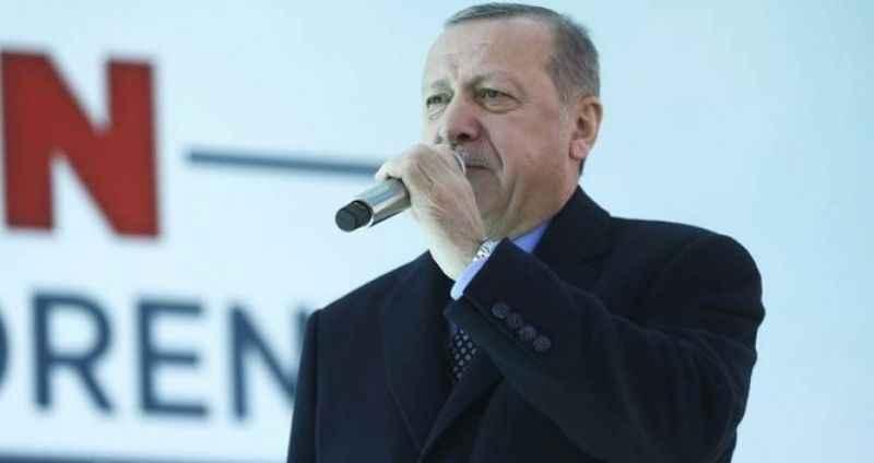 Milletvekilinden Erdoğan'a 33 liralık tazminat davası