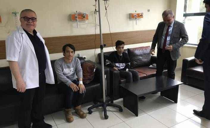 Baro'dan Talasemi ile mücadeleye destek