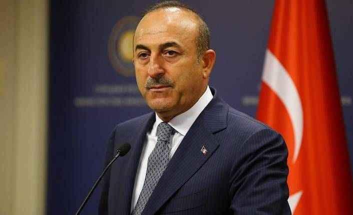 Bakan Çavuşoğlu: 'İran'a yaptırım çok tehlikeli'