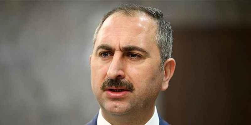 Adalet Bakanı Gül: Kadın, arkasında hukuk ve adalet olduğu için güçlüdür