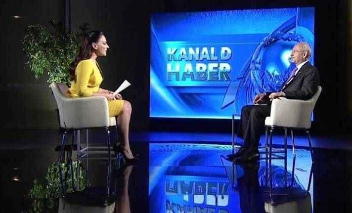 Kemal Kılıçdaroğlu'ndan Kanal D'de önemli açıklamalar