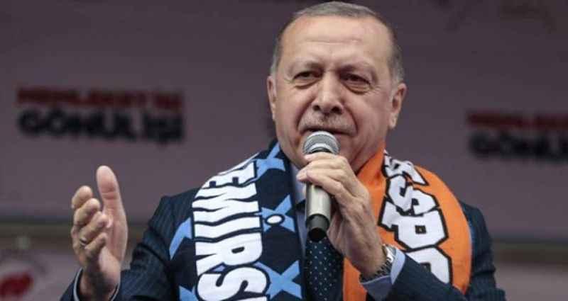 Erdoğan'dan Taksim'de ezanı ıslıklayanlara çok sert sözler