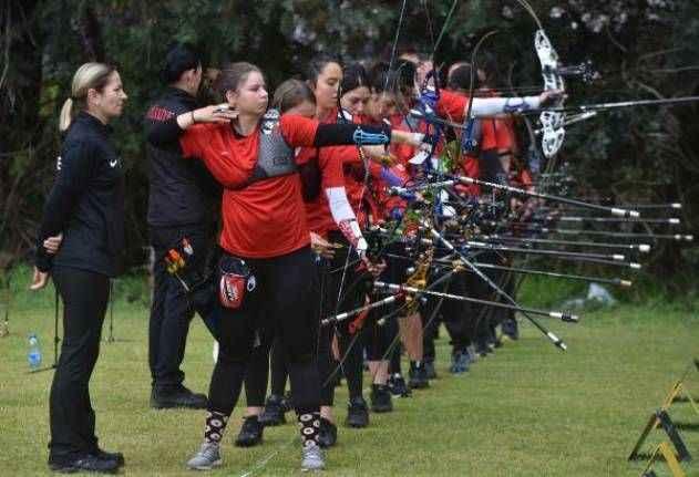 Milli okçular, dünya şampiyonasında madalya kovalayacak