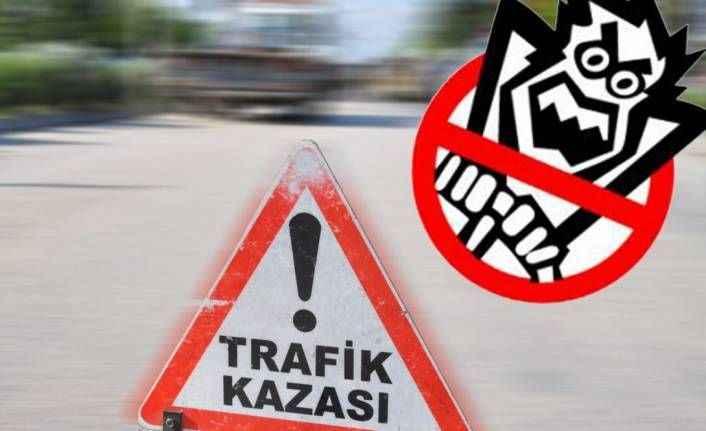 Alanya'da talihsiz kaza: Kaldırımda yürürken motor çarptı!