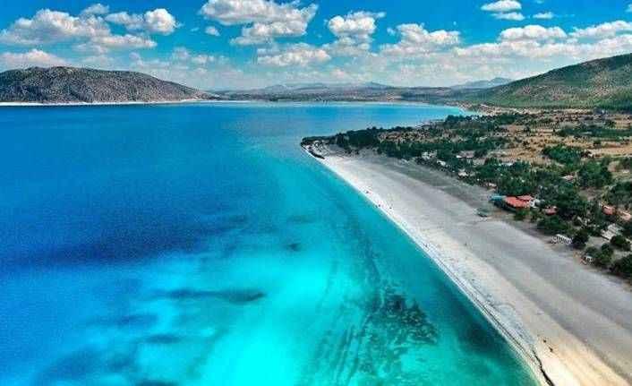'Türkiye'nin Maldivleri' Salda Gölü, 'Özel Çevre Koruma Bölgesi' ilan edildi