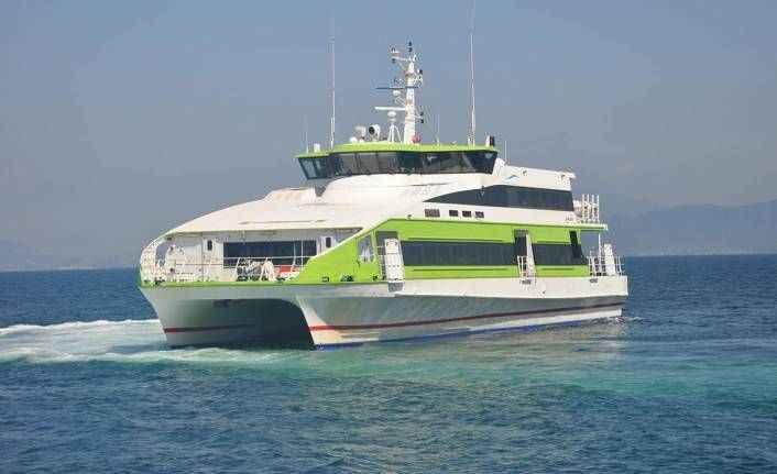 İşte Alanya -Kıbrıs feribot seferinin başlayacağı tarih